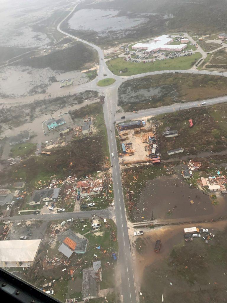 Bahamas tras huracán Dorian