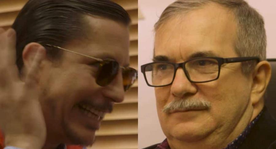Juanpis González y Timochenko