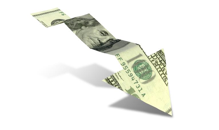 Dólar cayó