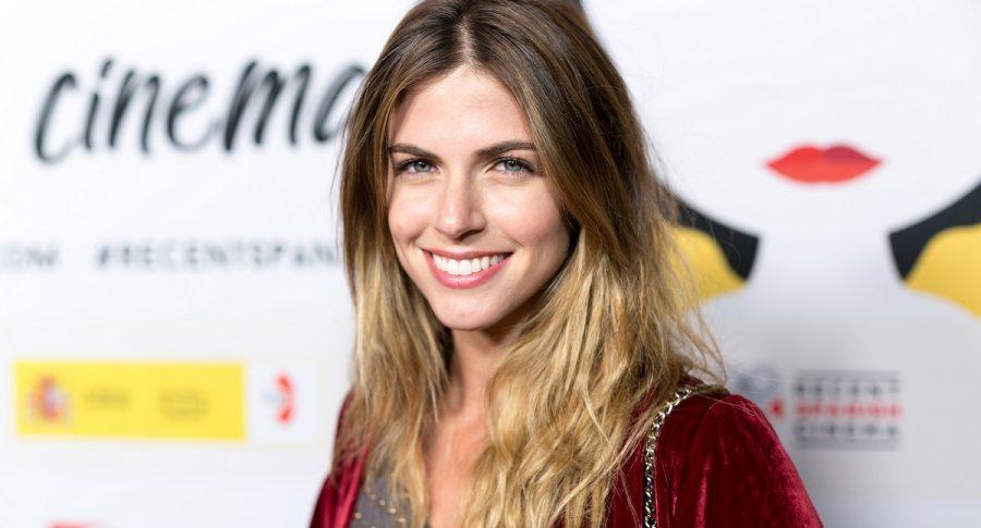 Stephanie Cayo, actriz.