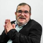 Rodrigo Londoño, presidente del partido Farc.