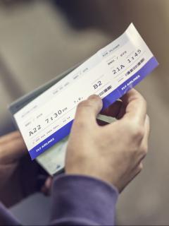 Tiquetes de avión
