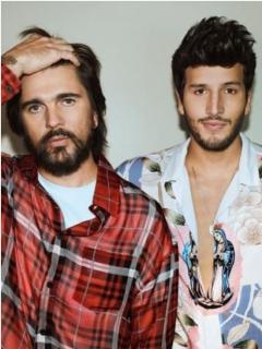 Juanes y Yatra/ Wilfrido Vargas