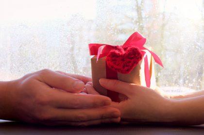 regalo amigo secreto amor y amistad