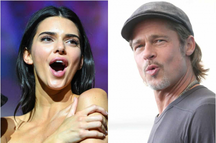 Kendall Jenner / Brad Pitt