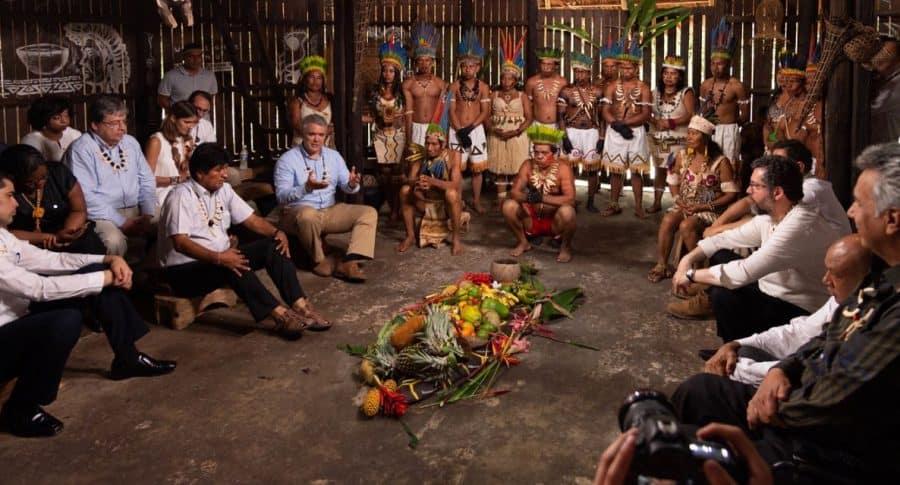 Pacto por la Amazonia