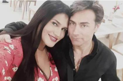 Mauro Urquijo y Gabriela Isler