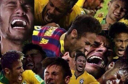 Meme de Neymar