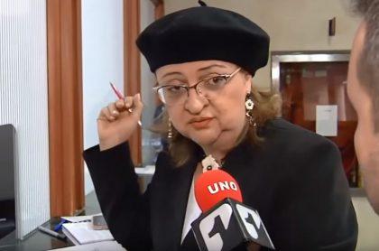 Magistrada Gloria Patricia Montoya .