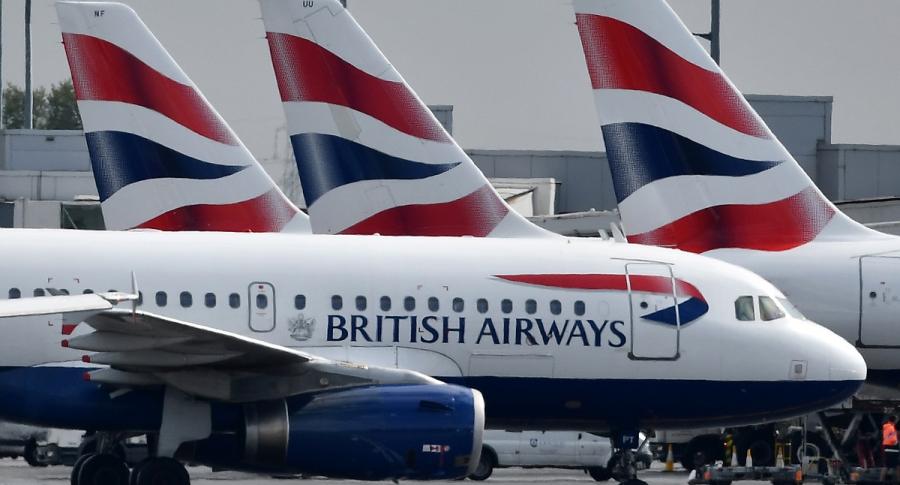 Aviones de British Airways