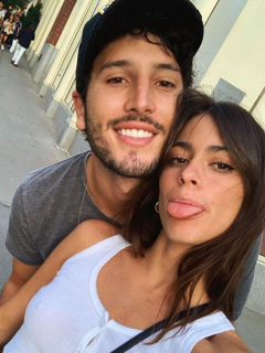Sebastián Yatra y Tini Stoessel