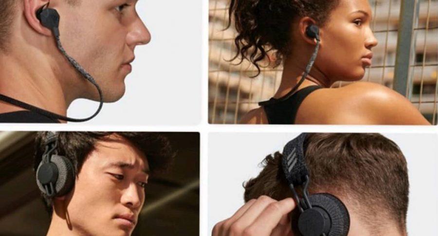 Audífonos de Adidas