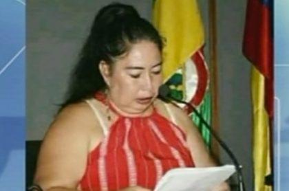 María Belcy Moreno