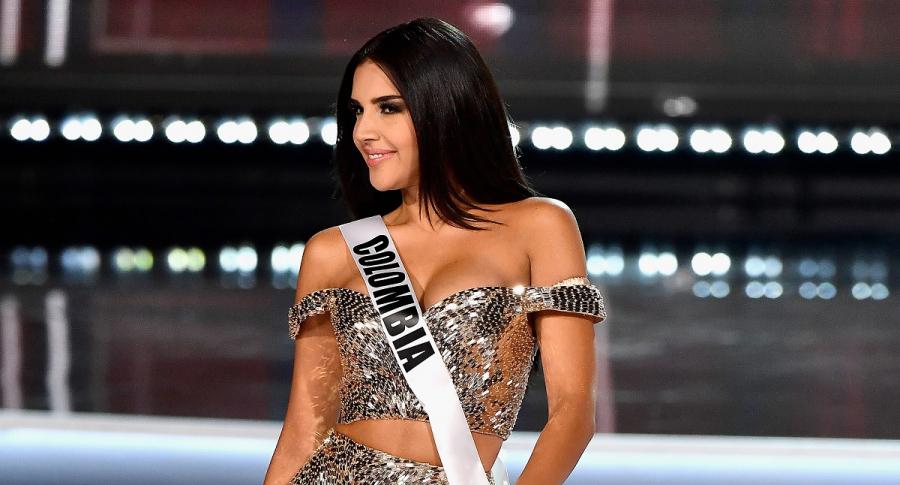 Laura González, exreina.