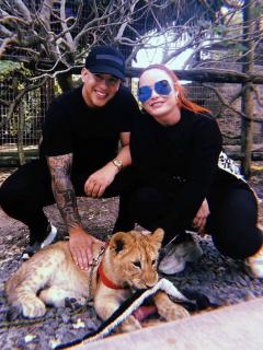 Esposa de Daddy Yankee explicó cómo bajó casi 10 kilos en 6 meses, sin ejercicio