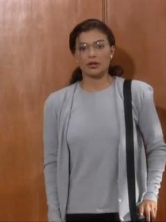 Ana María Orozco, actriz, y Sara Uribe, presentadora.