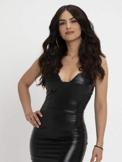 Jessica Cediel, presentadora.
