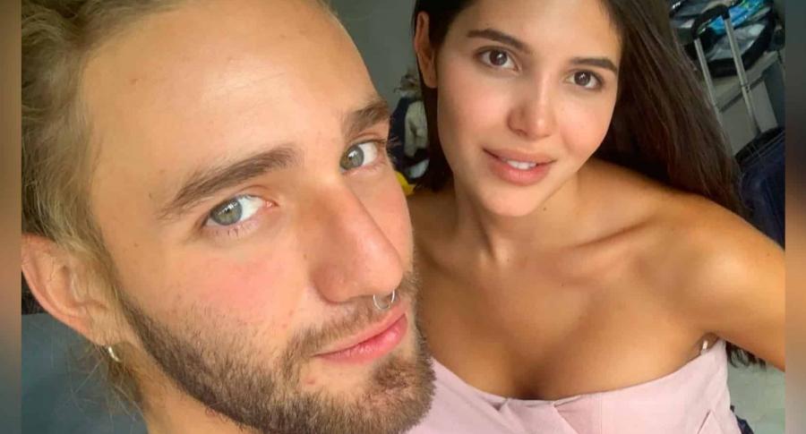 Nicolás Trujillo y Mara Cifuentes