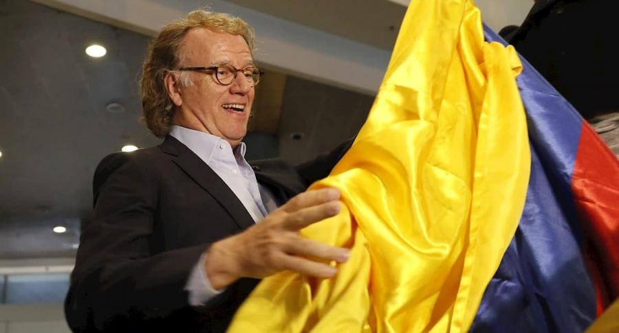 André Rieu en Colombia