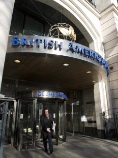 Sede de British American Tobacco, en Londres