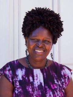 Lilian Gogo, diputad keniana.