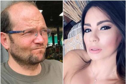 Daniel Samper Ospina y Esperanza Gómez