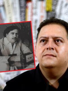 """""""Gracias por mostrarme el camino que NO debo recorrer"""": hijo de Pablo Escobar"""