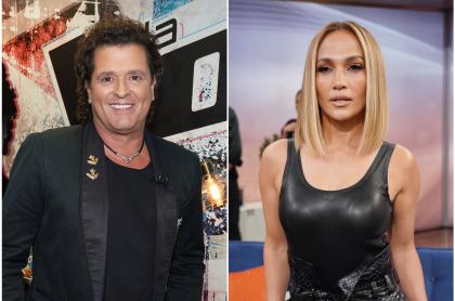Carlos Vives y Jennifer Lopez
