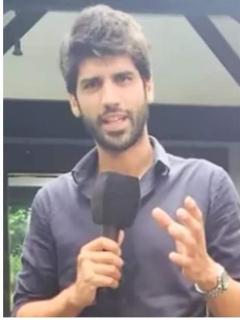 Periodista que manejaba a más de 130 km/h arrolló a 2 agentes de tránsito; uno murió