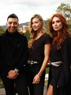'Boyacoman', 'Lokillo', Catalina Uribe y Sara Uribe