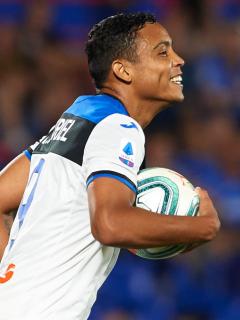 ¡Sigue imparable! Muriel entró y tan solo 4 minutos después marcó gol para el Atalanta