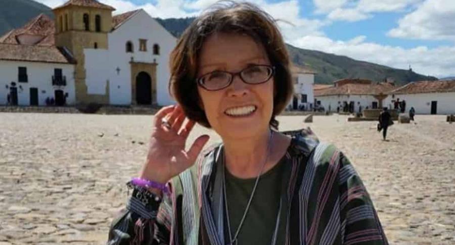 Margalida Castro, actriz colombiana.