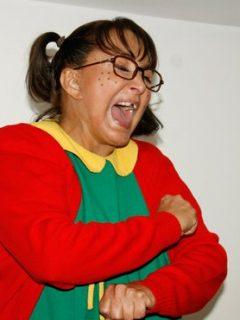 ¡Luto en la vecindad de 'el Chavo'! Murió el esposo de 'La Chilindrina'