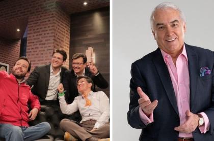 Candidatos a Alcaldía de Bogotá y José Gabriel Ortiz