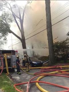 Explosión en Pittsburgh