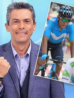 Paliza a Noticias Uno por bajada de caña a Nairo y López en Vuelta a España