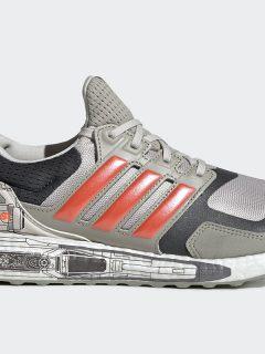 Se filtraron las zapatillas de 'Star Wars' de Adidas y dicen que son muy feitas
