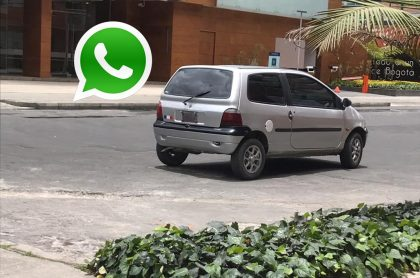 Alerta carro bomba