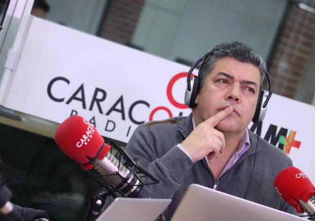 Gustavo Gómez-Caracol Radio