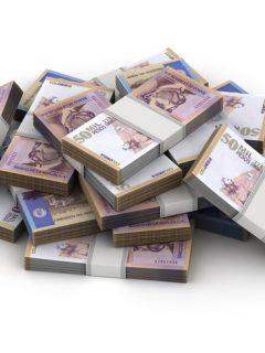 Colombianos han pagado 13 billones de pesos más en impuestos en este 2019 (y contando...)