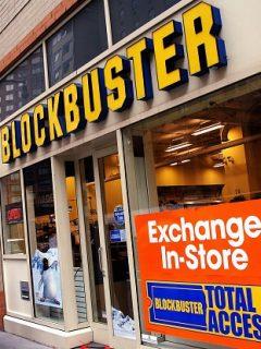 Netflix se burla (con toda) del fracaso de Blockbuster