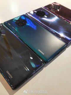 Se filtran imágenes reales del Huawei Mate 30 Pro (a pocos días de lanzarse)