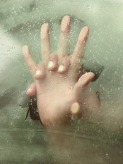 A pareja la pillaron teniendo sexo en carro de policía, luego de que la arrestaran