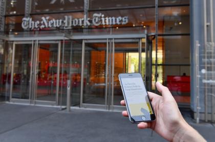 Oficina New York Times