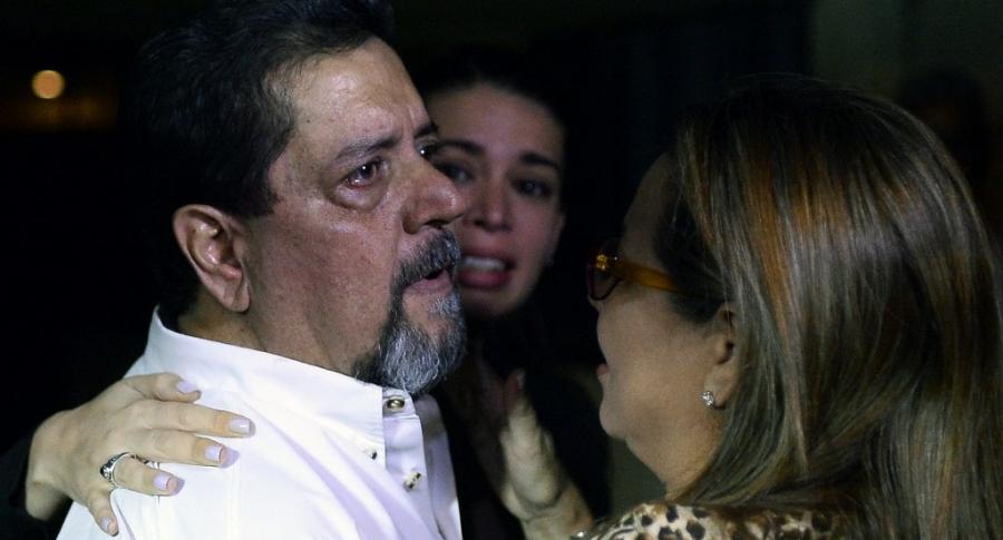 Opositor venezolano Édgar Zambrano