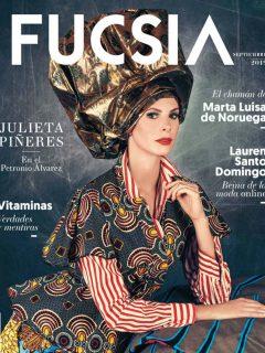 'Palo' a la revista Fucsia por portada homenaje al Pacífico con modelo blanca