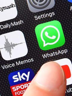 WhatsApp cambió su diseño para que dejen de ver (por completo) los estados silenciados