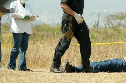 Masacre en la frontera