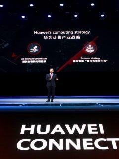 Este es el plan de Huawei para adueñarse del mercado de inteligencia artificial (IA)