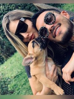 """""""Está viviendo en Cali con la mamá"""": Mateo Carvajal, sobre relación con Melina Ramírez"""